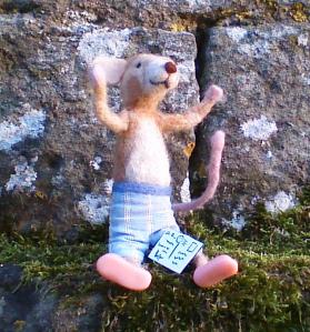 Barley mouse