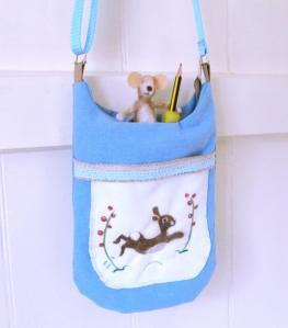 Spring Bunny bag